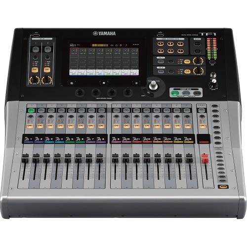 Yamaha TF1 Digital Mixer, DSP Effects, USB, TouchFlow, Rack Mountable