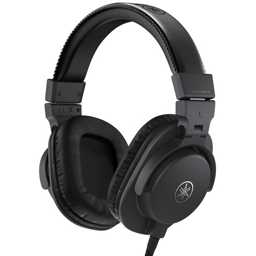 Yamaha HPH-MT5 Black Studio Monitor Headphones