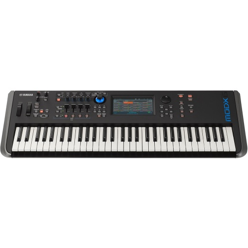 Yamaha MODX6, 61-Key Synthesizer Keyboard